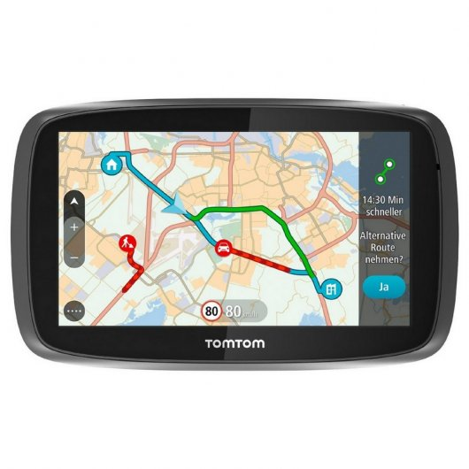 TomTom GO 510 World LTM + Traffic Reacondicionado