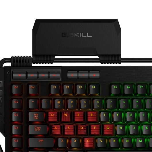 G.Skill Ripjaws KM780 Teclado Gaming RGB Cherry MX Brown