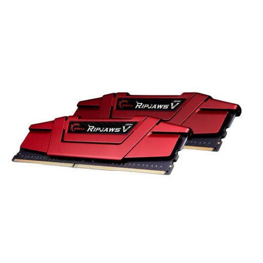 G.Skill Ripjaws V Red DDR4 2133 PC4-17000 64GB 4x16GB CL15