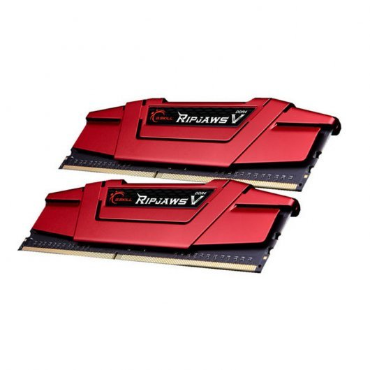 G.Skill Ripjaws V Red DDR4 2400 PC4-19200 64GB 4x16GB CL15