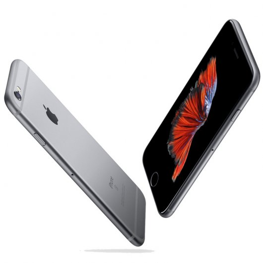 Apple iPhone 6s 64GB Gris Espacial Libre