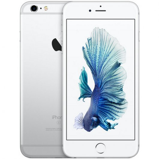 Apple iPhone 6s 128GB Plateado Libre