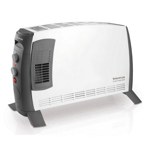 Taurus Clima Turbo 2000 Calefactor Convector 2000W