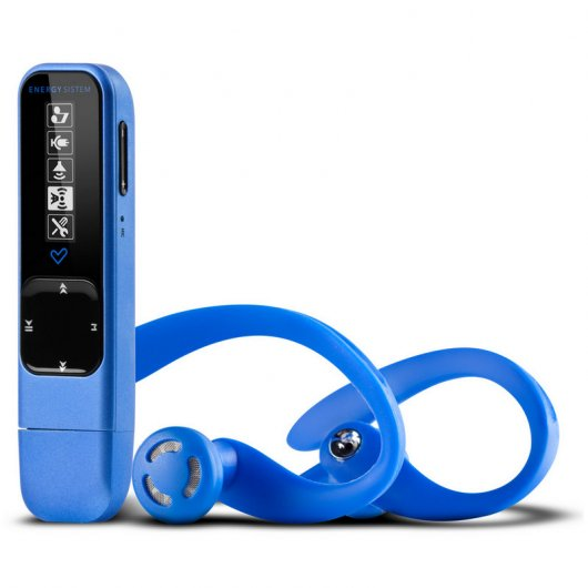 Energy Sistem Active 2 MP3 8GB Neon Blue