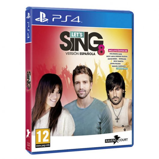 Let´s Sing 8 PS4