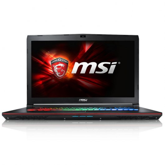 "MSI GE72 6QD-007ES i7-6700HQ/16GB/1TB+128 SSD/GTX960M/17.3"" Reacondicionado"