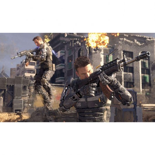 Call Of Duty: Black Ops III PS3