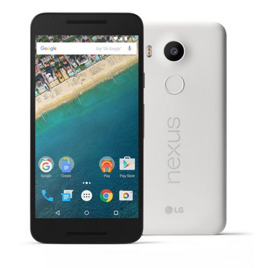 Google Nexus 5X 16GB Blanco