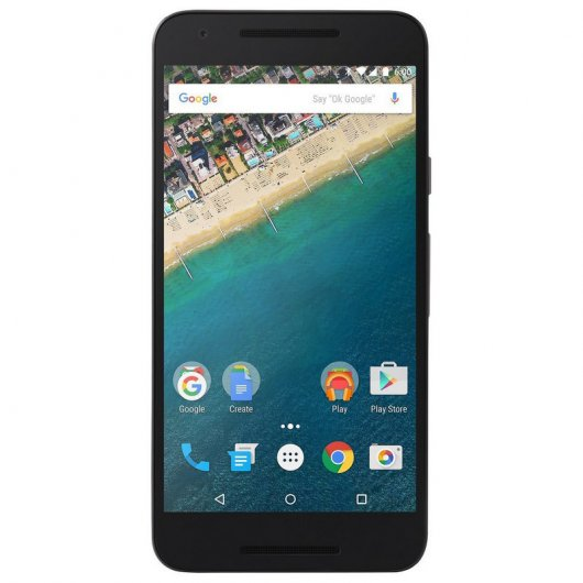 Google Nexus 5X 32GB Negro