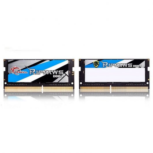 G.Skill Ripjaws SO-DIMM DDR4 2400 PC4-19200 8GB 2x4GB CL16