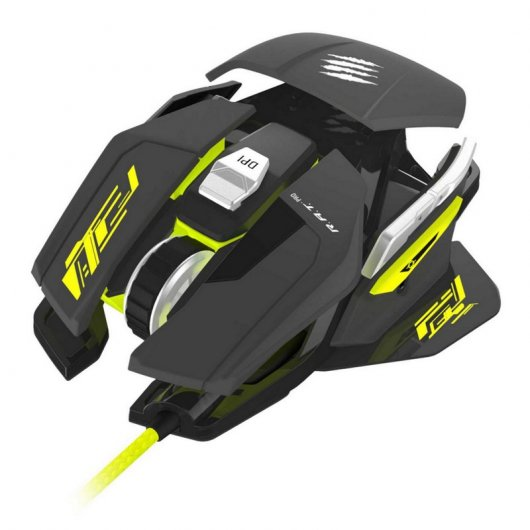 Mad Catz R.A.T Pro S Gaming Mouse 5000 DPI