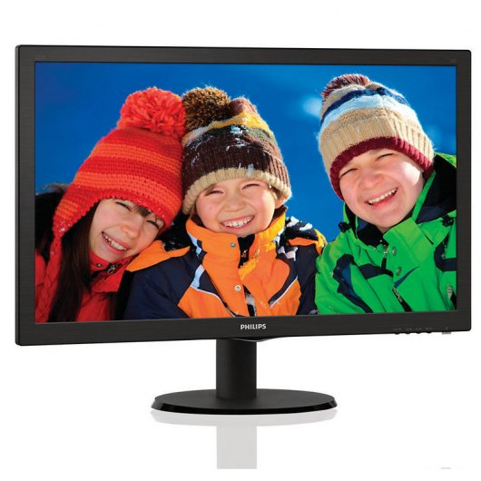 "Philips 223V5LHSB2 21.5"" LED"
