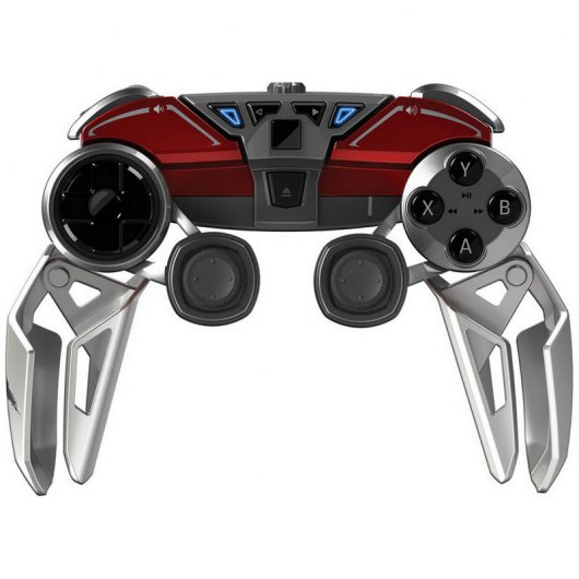 Mad Catz L.Y.N.X.9-G Red