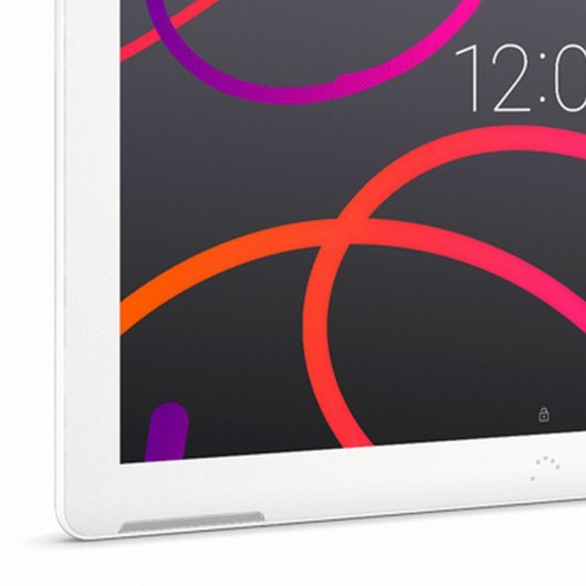 "Bq Aquaris M10 10.1"" 16GB HD Blanca"
