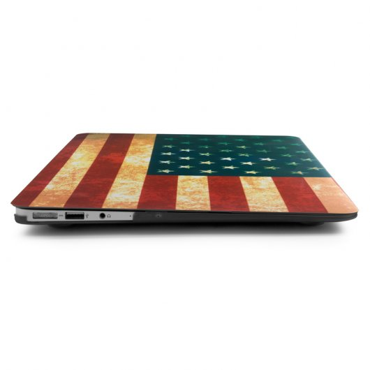 Carcasa USA para Macbook Air 13 Pulgadas