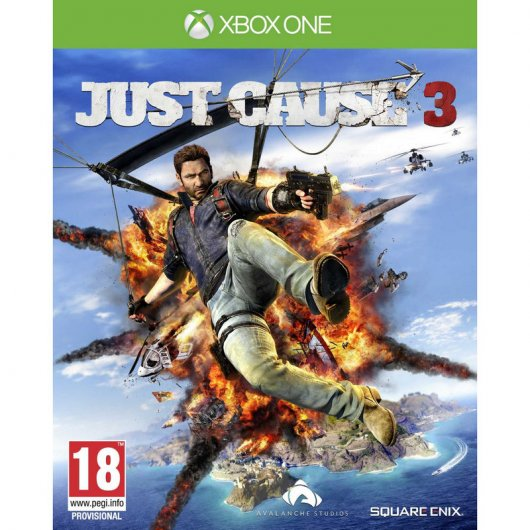 Just Cause 3 Day One Edition Xbox One