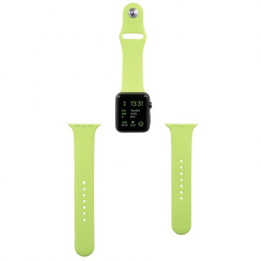 Correa Sport Verde para Apple Watch