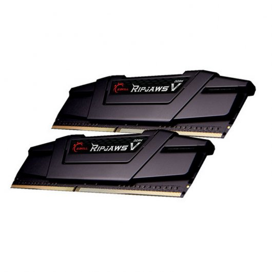 G.Skill Ripjaws V Black DDR4 4000 PC4-32000 8GB 2x4GB CL19