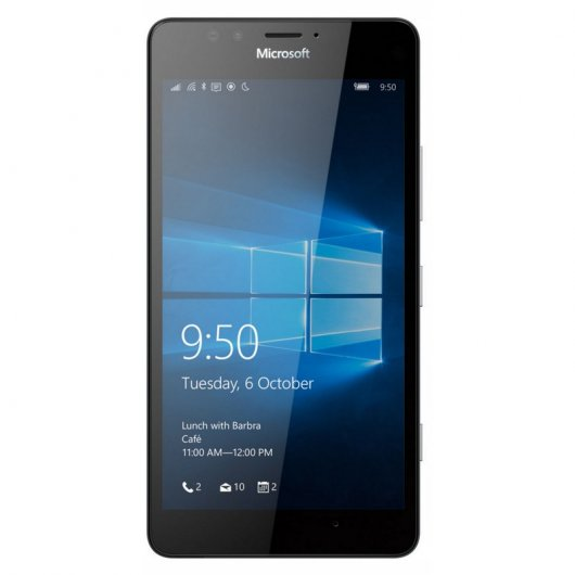 Microsoft Lumia 950 32GB Negro Libre Reacondicionado