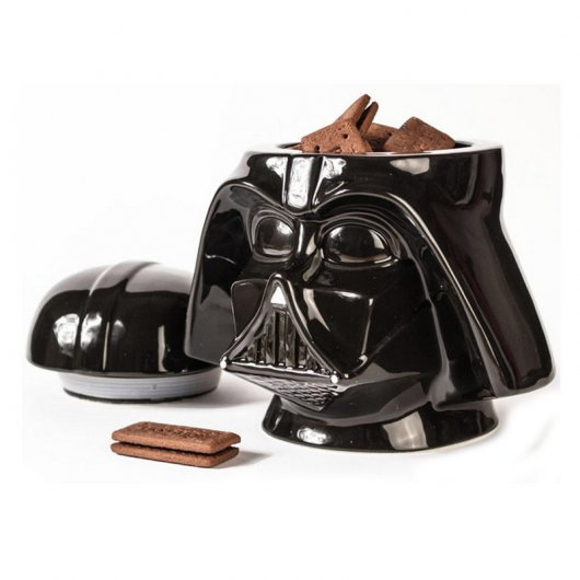 Darth Vader Tarro de Galletas