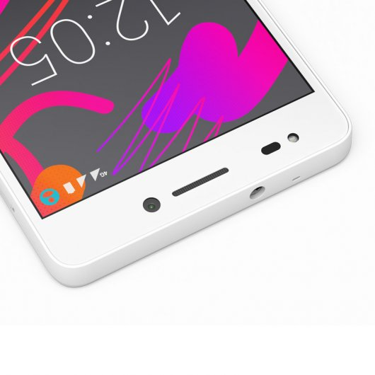 Bq Aquaris M5.5 4G 32GB Blanco Libre Reacondicionado