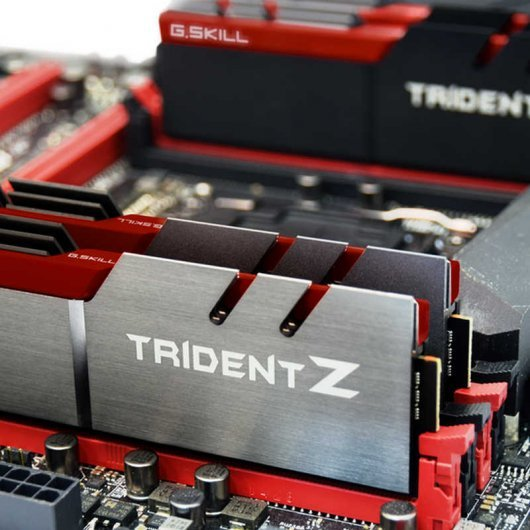 G.Skill Trident Z DDR4 3200 PC4-25600 32GB 2x16GB CL14