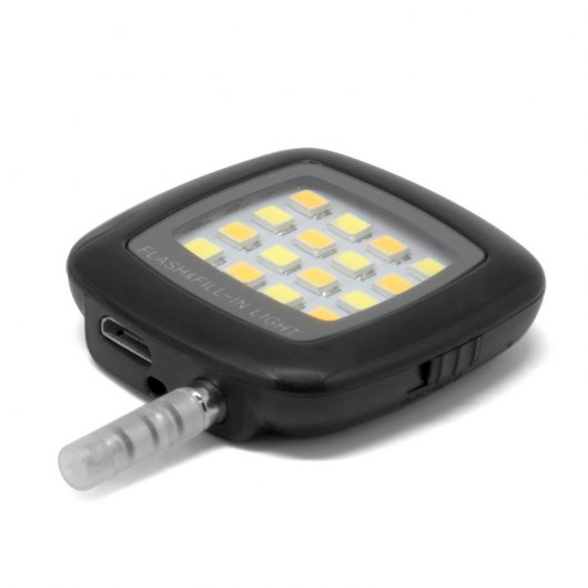 Flash LED Universal para Smartphone