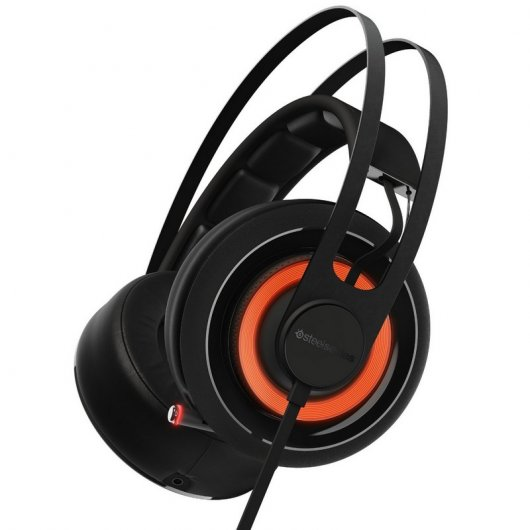 SteelSeries Siberia 650 Negro