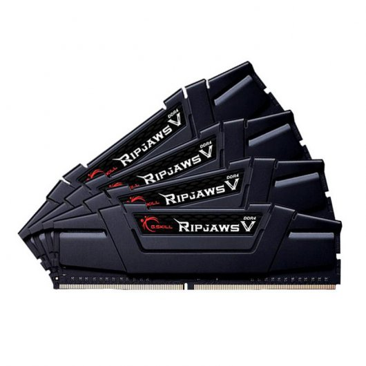 G.Skill Ripjaws V Black DDR4 3400 PC4-27200 64GB 4x16GB CL16