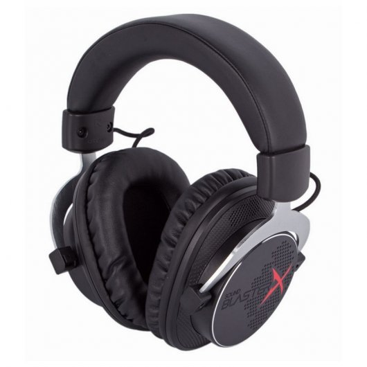 Creative SoundBlasterX H5 Auriculares Gaming
