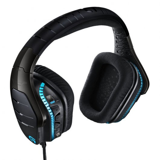 Logitech G633 Artemis Spectrum Gaming Surround Sound 7.1 Reacondicionado