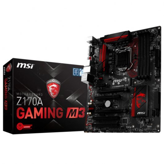 MSI Z170A Gaming M3 Reacondicionado