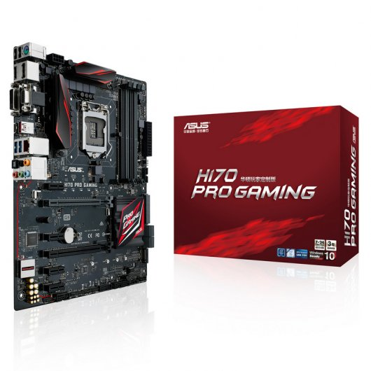 Asus H170 Pro Gaming Reacondicionado