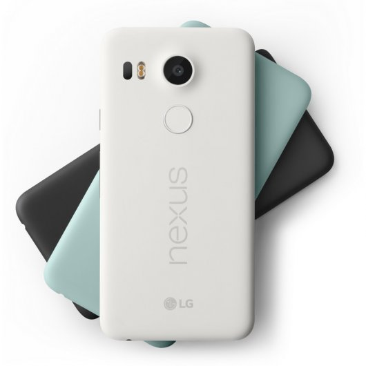 Google Nexus 5X 16GB Blanco Reacondicionado