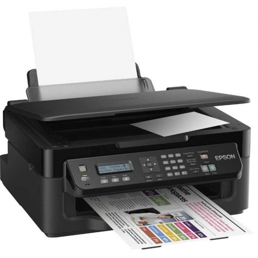 Epson WorkForce WF-2510WF WiFi+Fax Reacondicionado