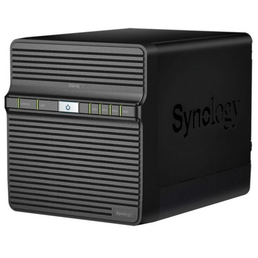 Synology DiskStation DS416j NAS 4x3TB