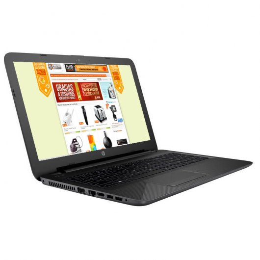 HP 250 G4 Intel Core I3-5005U/4GB/500GB/15.6""