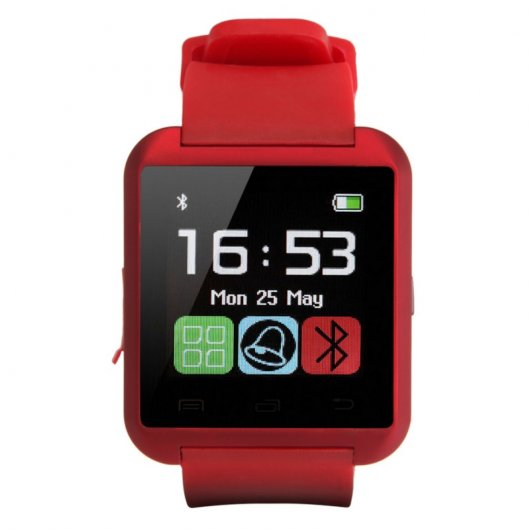 Icarus Richmond Smartwach Rojo