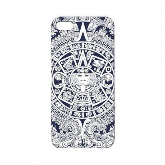 BeCool Funda Calendario Azteca para iPhone5/5S