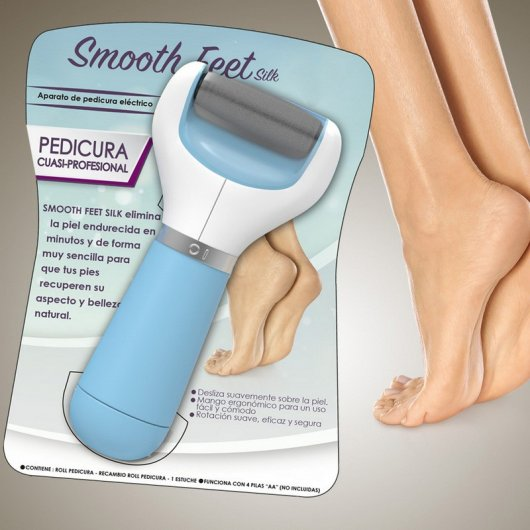 Smooth Feet Silk Exfoliante Pedicura
