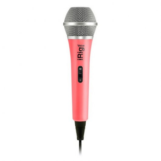 IK Multimedia iRig Voice Rosa