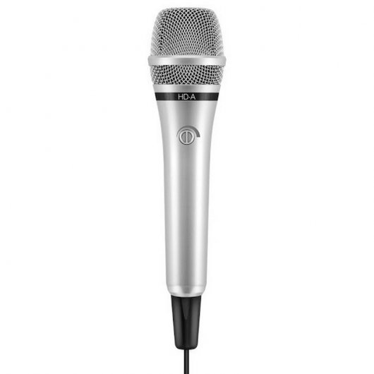IK Multimedia iRig Mic HD-A Micrófono Digital