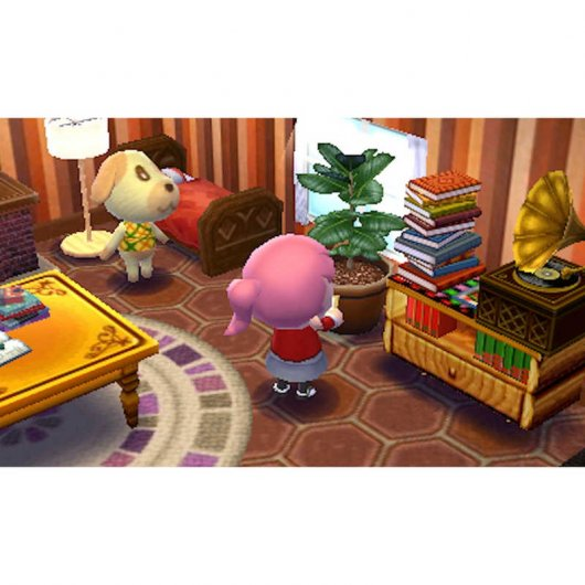 Animal Crossing: Happy Home Designer + Amiibo Canela Edición Verano 3DS