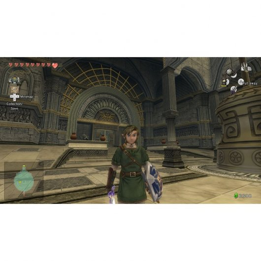 The Legend of Zelda: Twilight Princess HD + Amiibo Wii U