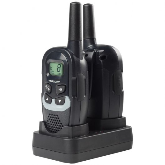 Topcom RC-6411 Walkie Talkie 6Km 8 Canales