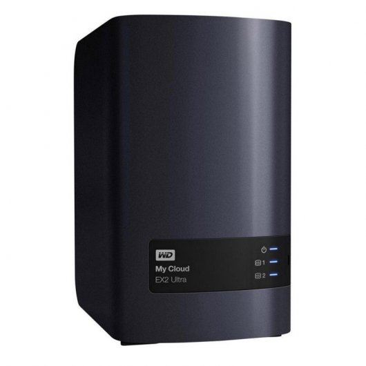 WD My Cloud EX2 NAS 12TB USB 3.0