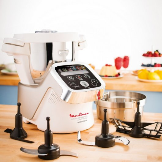moulinex hf802aa1 cuisine companion hf802aa1 robot de cocina. Black Bedroom Furniture Sets. Home Design Ideas
