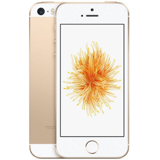 Apple iPhone SE 64GB Dorado
