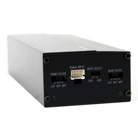pioneer gm d1004 amplificador 4 canales 400w pccomponentes. Black Bedroom Furniture Sets. Home Design Ideas