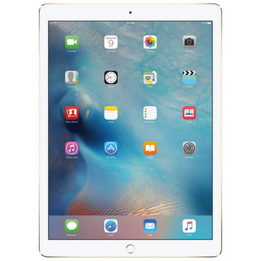 "Apple iPad Pro 9.7"" 256GB Gold"